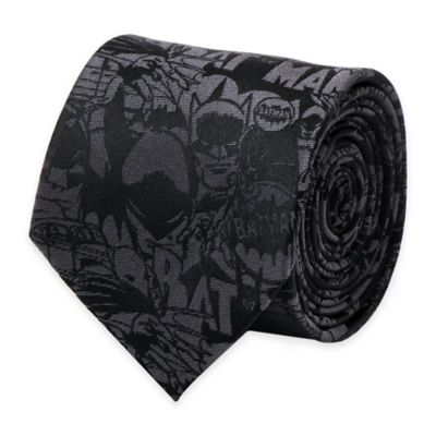 DC Comics™ Batman Comics Tie in Black