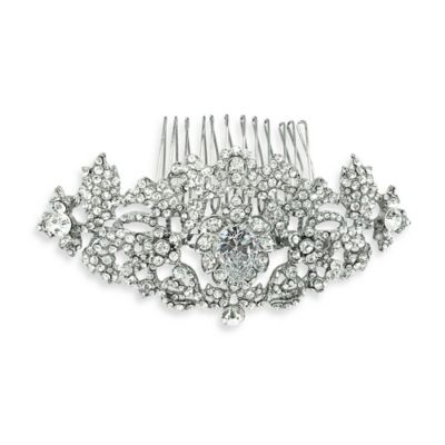 Serendipity Crystal-Embellished Hair Comb