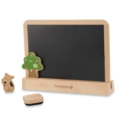 2-Sided Dry Erase/Chalkboard Drawing Tablet