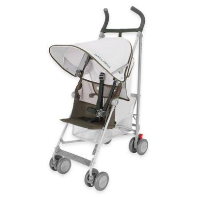 Maclaren® Volo Stroller in Silver/Highland Green