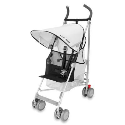 Maclaren® 2016 Volo Stroller in Silver/Black