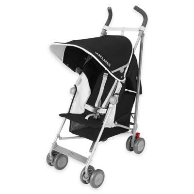 Maclaren® Globetrotter Stroller in Black/White