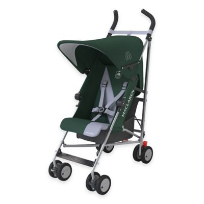 Maclaren® Triumph Stroller in Highland Green/Grey Dawn