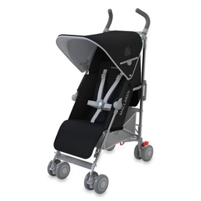 Maclaren® 2016 Quest Stroller in Black/Silver