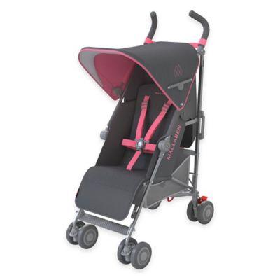 Maclaren® 2016 Quest Stroller in Charcoal/Primrose