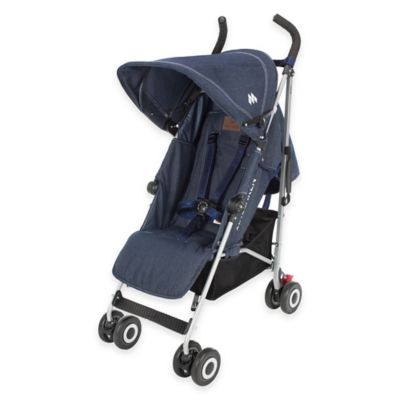 Maclaren® 2016 Quest Stroller in Denim