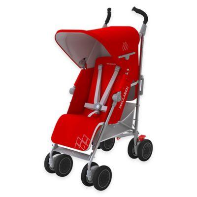 Maclaren® 2016 Techno XT Stroller in Cardinal/Silver