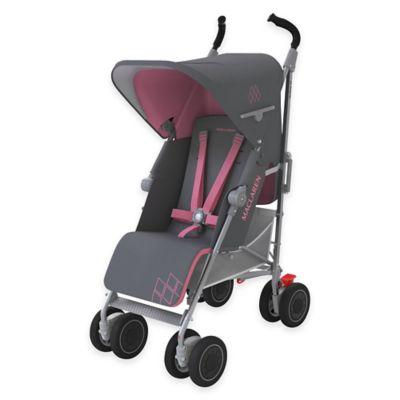 Maclaren® 2016 Techno XT Stroller in Charcoal/Primrose