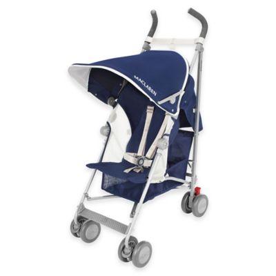 Maclaren® Globetrotter Stroller in Medieval Blue/White