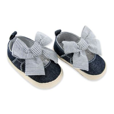 Chambray Girls' Shoes