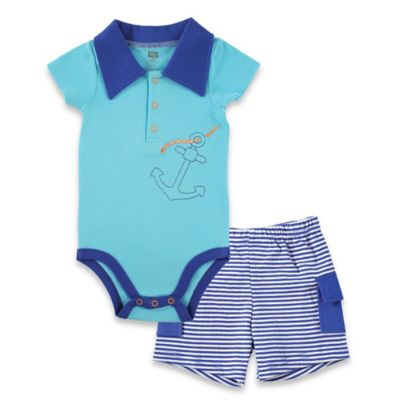 Baby Vision Bodysuit and Cargo Set