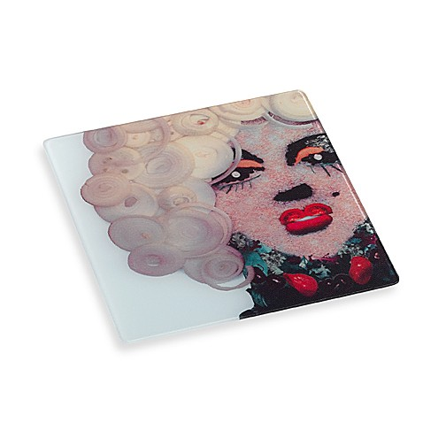 Joseph Joseph® Marilyn Monroe Kitchen Cutting Board and Worktop Protector