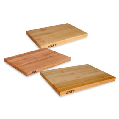 John Boos 20-Inch x 15-Inch Reversible Cutting Board