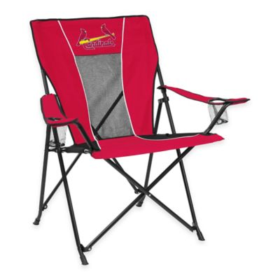 MLB St. Louis Cardinals Folding Game Time Chair