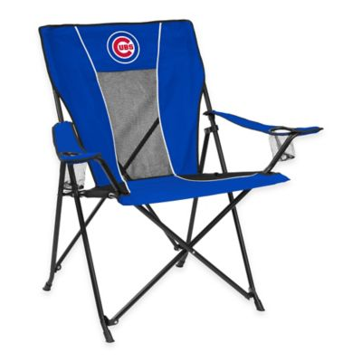 MLB Chicago Cubs Folding Game Time Chair
