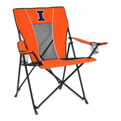 NCAA University of Illinois Folding GameTime Chair