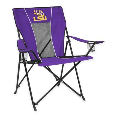 NCAA LSU Folding GameTime Chair