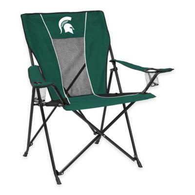 NCAA Michigan State University Folding GameTime Chair
