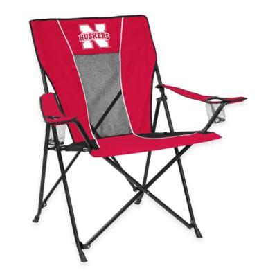 NCAA University of Nebraska Folding GameTime Chair