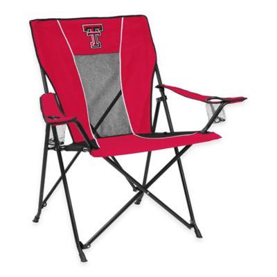 NCAA Texas Tech University Folding GameTime Chair