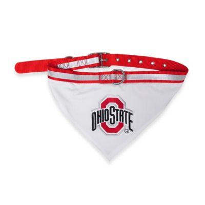 Ohio State University Small Dog Collar Bandana