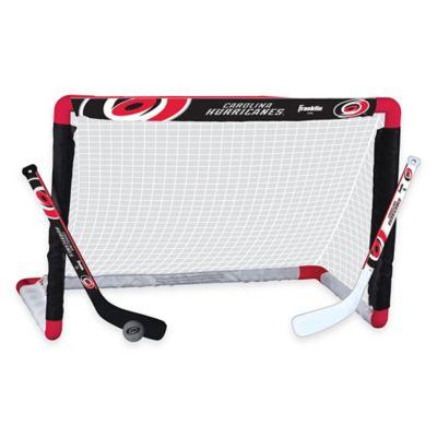 NHL Carolina Hurricanes Mini Hockey Set
