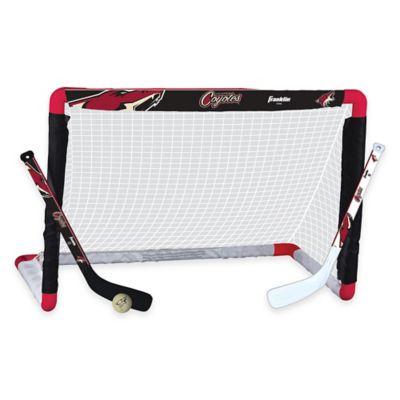 NHL Arizona Coyotes Mini Hockey Set