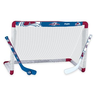 NHL Colorado Avalanche Mini Hockey Set