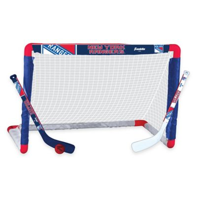NHL New York Rangers Mini Hockey Set