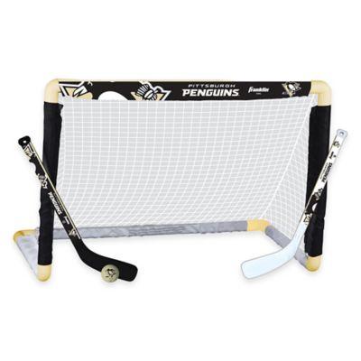 NHL Pittsburgh Penguins Mini Hockey Set