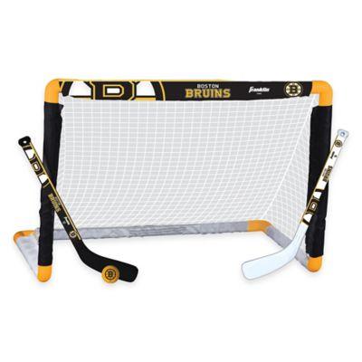 NHL Boston Bruins Mini Hockey Set
