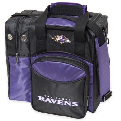 NFL Baltimore Ravens Bowling Ball Tote Bag