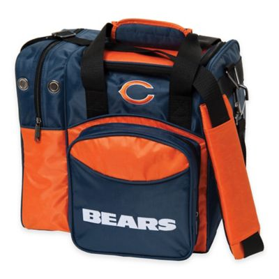 NFL Chicago Bears Bowling Ball Tote Bag