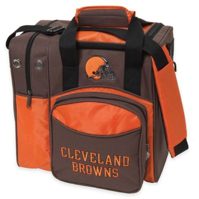NFL Cleveland Browns Bowling Ball Tote Bag