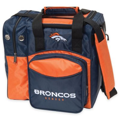 NFL Denver Broncos Bowling Ball Tote Bag