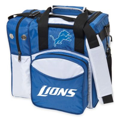 NFL Detroit Lions Bowling Ball Tote Bag