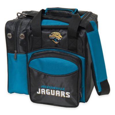 NFL Jacksonville Jaguars Bowling Ball Tote Bag