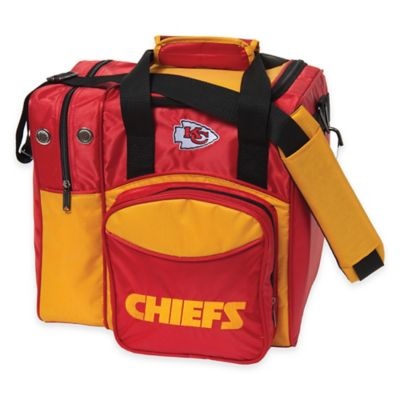 NFL Kansas City Chiefs Bowling Ball Tote Bag