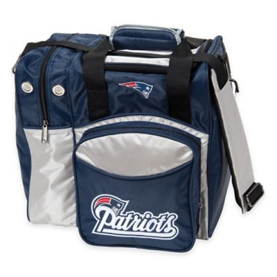 NFL New England Patriots Bowling Ball Tote Bag