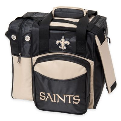 NFL New Orleans Saints Bowling Ball Tote Bag