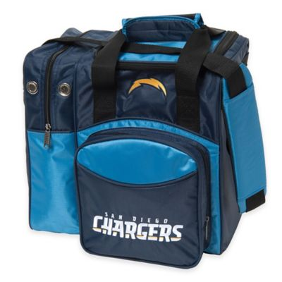NFL San Diego Chargers Bowling Ball Tote Bag