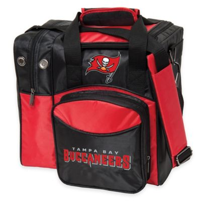 NFL Tampa Bay Buccaneers Bowling Ball Tote Bag