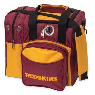NFL Washington Redskins Bowling Ball Tote Bag