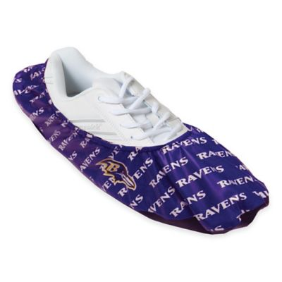 NFL Baltimore Ravens Bowling Shoe Covers (Set of 2)