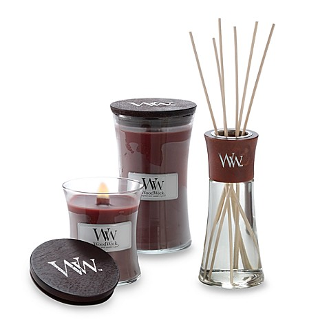 WoodWick® Redwood 10-Ounce Jar Candle