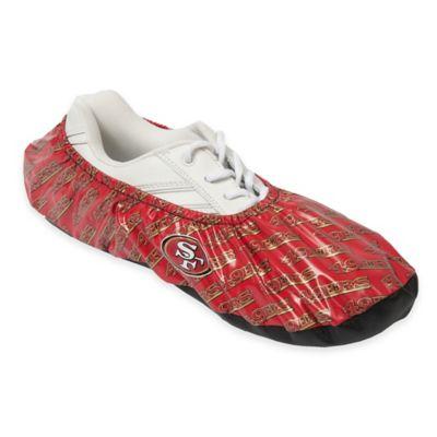 NFL San Francisco 49ers Bowling Shoe Covers (Set of 2)