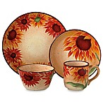 Evening Sun 16-Piece Dinnerware Set