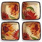 Evening Sun 4 1/4-Inch Appetizer Plate