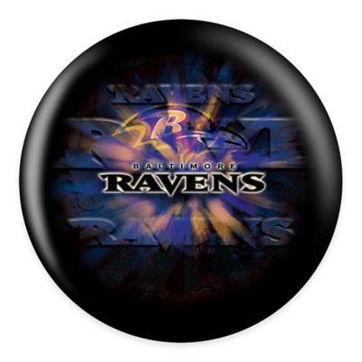 NFL Baltimore Ravens 12 lb. Bowling Ball