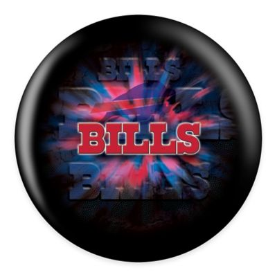 NFL Buffalo Bills 6 lb. Bowling Ball